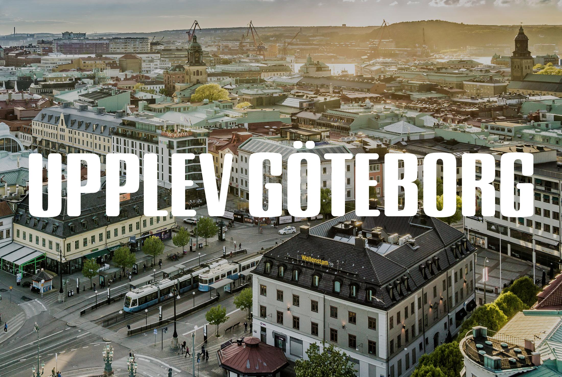 8668c7957c Upplev Göteborg i vår - Mininöjet